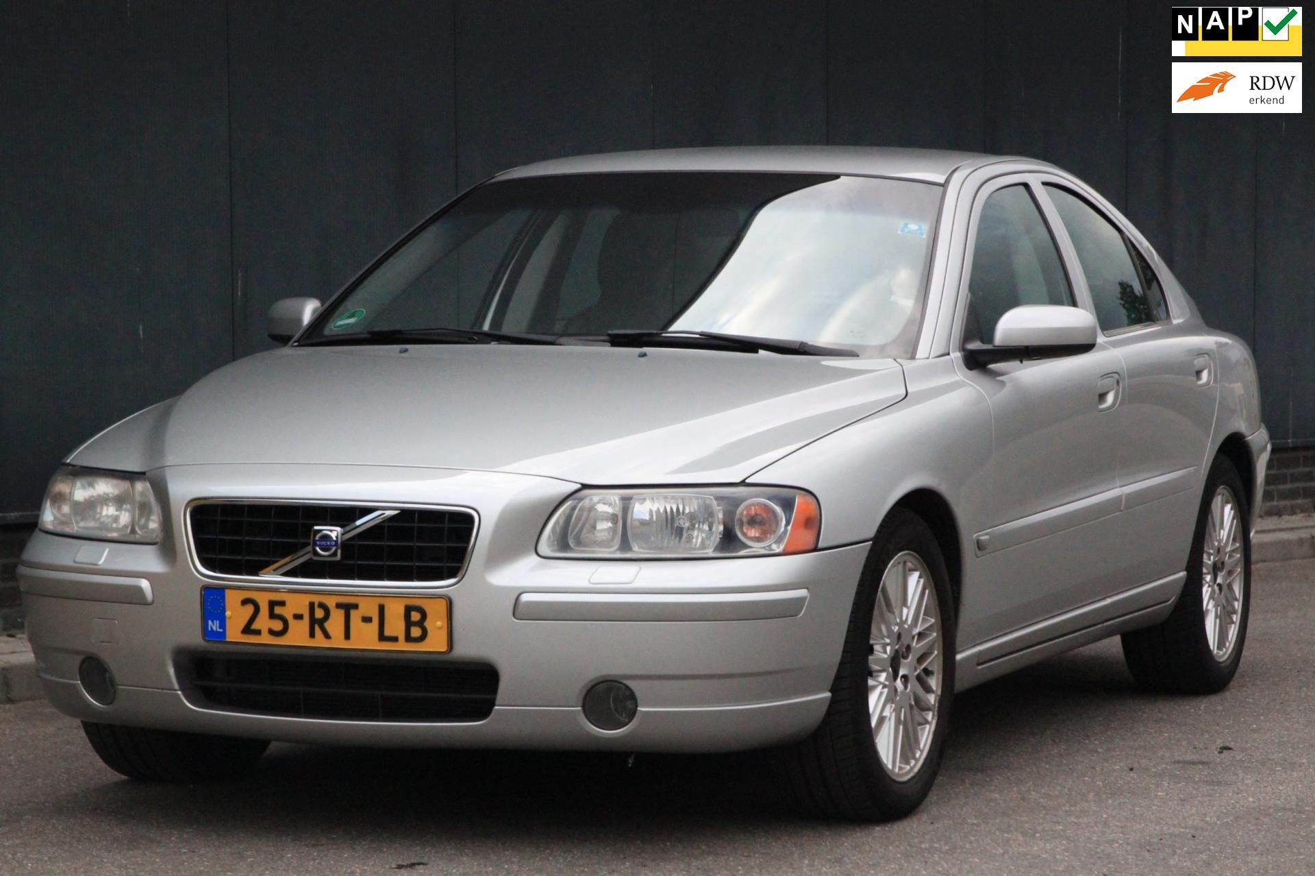 Volvo S60 occasion - Auto Hoeve B.V.