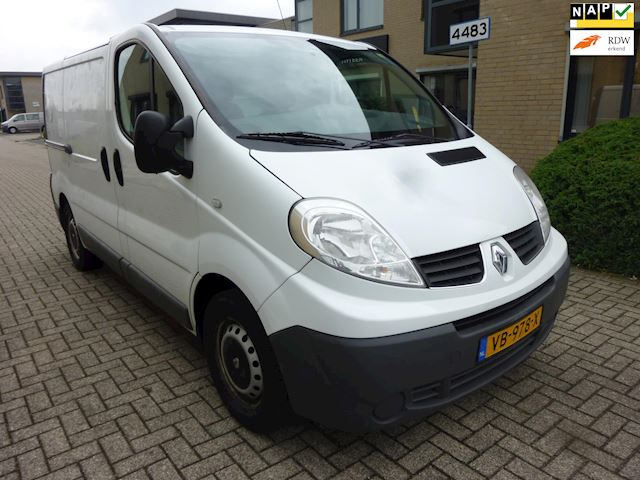 Renault Trafic 2.0 dCi T29 L1H1 AIRCO