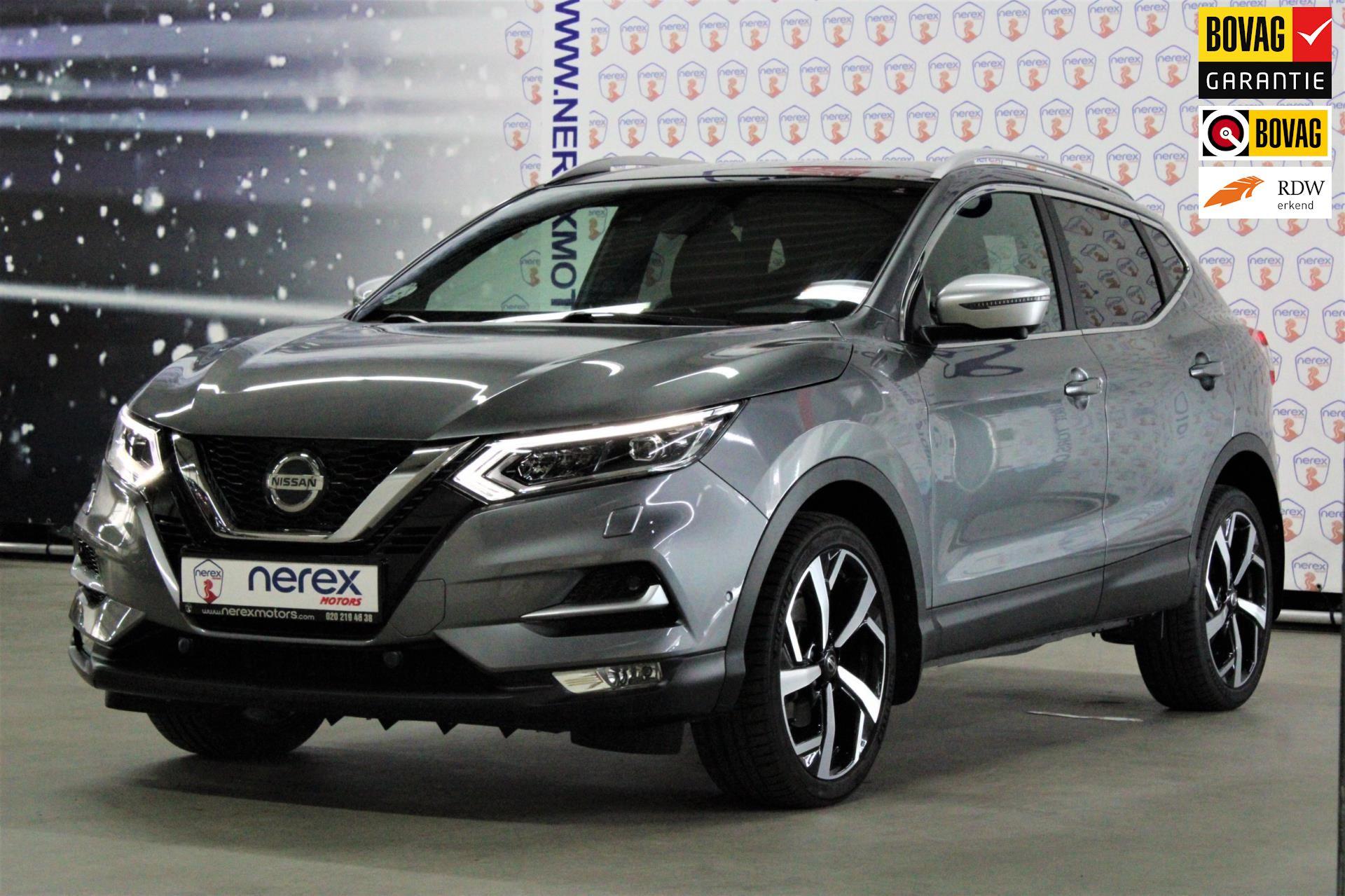 Nissan Qashqai occasion - Nerex Motors B.V.