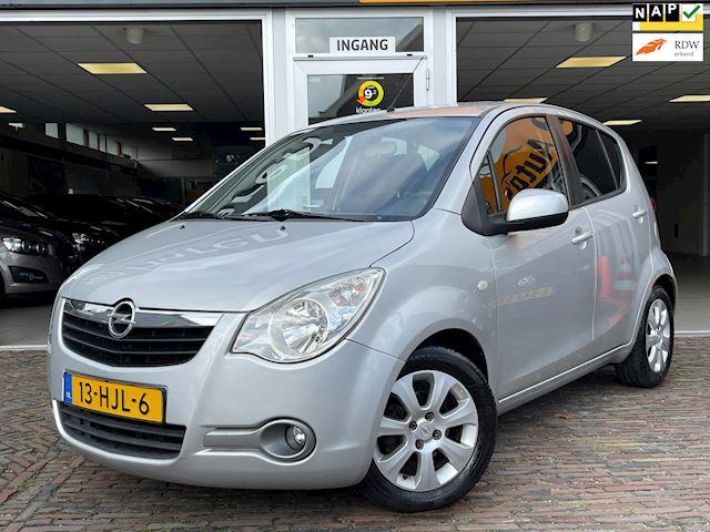 Opel Agila 1.2 Enjoy|Perfect onderhouden|Airco|lichtmetalen velgen|Top staat