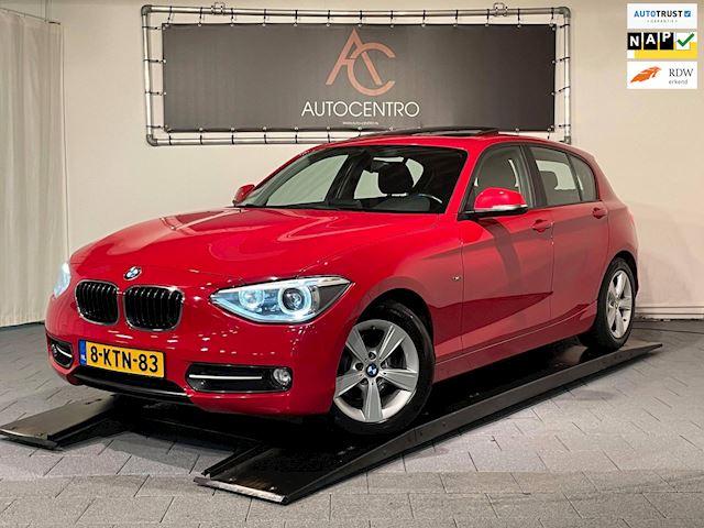 BMW 1-serie 116i Sportline / Schuifdak / Xenon / Navi / PDC / Cruise