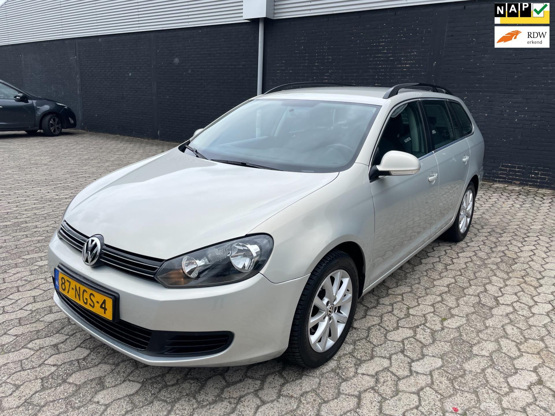 Volkswagen Golf Variant occasion - City Cars Breda