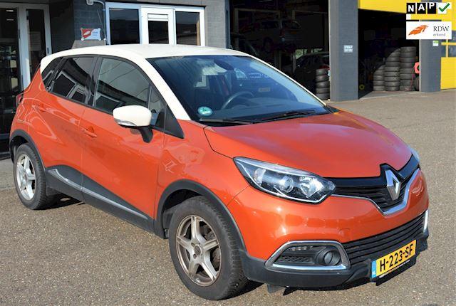 Renault Captur 1.2 TCe Dynamique