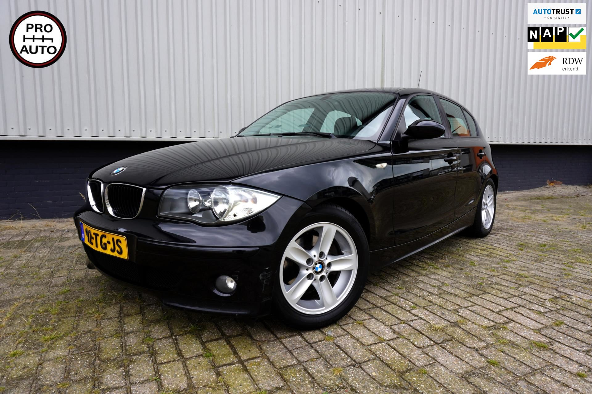 BMW 1-serie occasion - Proautoverkoop