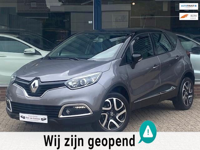 Renault Captur 1.2 TCe Dynamique Automaat 120PK! Navi/Cruise/MTF-stuur/LED/PDC/Stoelverwarming! 1e eigenaar/Dealer OH/Nieuwstaat!