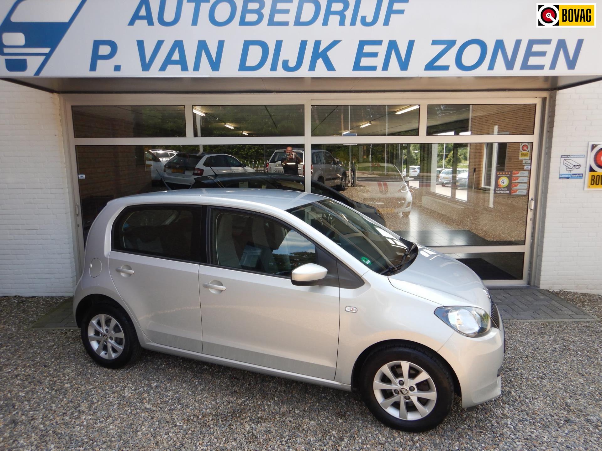 Skoda Citigo occasion - Autobedrijf P. van Dijk en Zonen