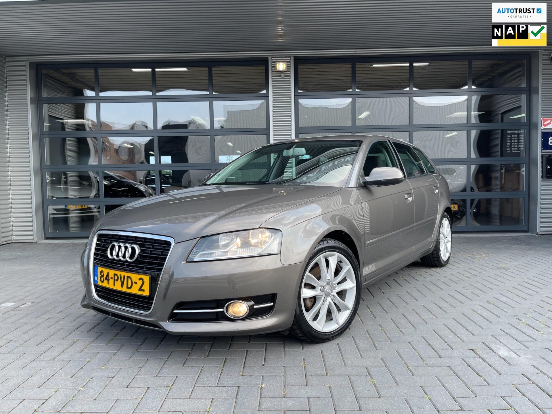 Audi A3 Sportback occasion - J.Z. Auto's