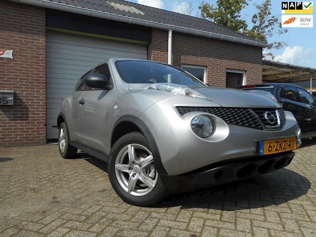 Nissan Juke 1.6 Visia Eco airco 120000 km