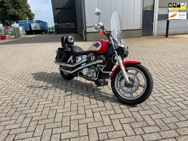 Honda Chopper VT 1100C Shadow/zeer mooi motor /41000 km