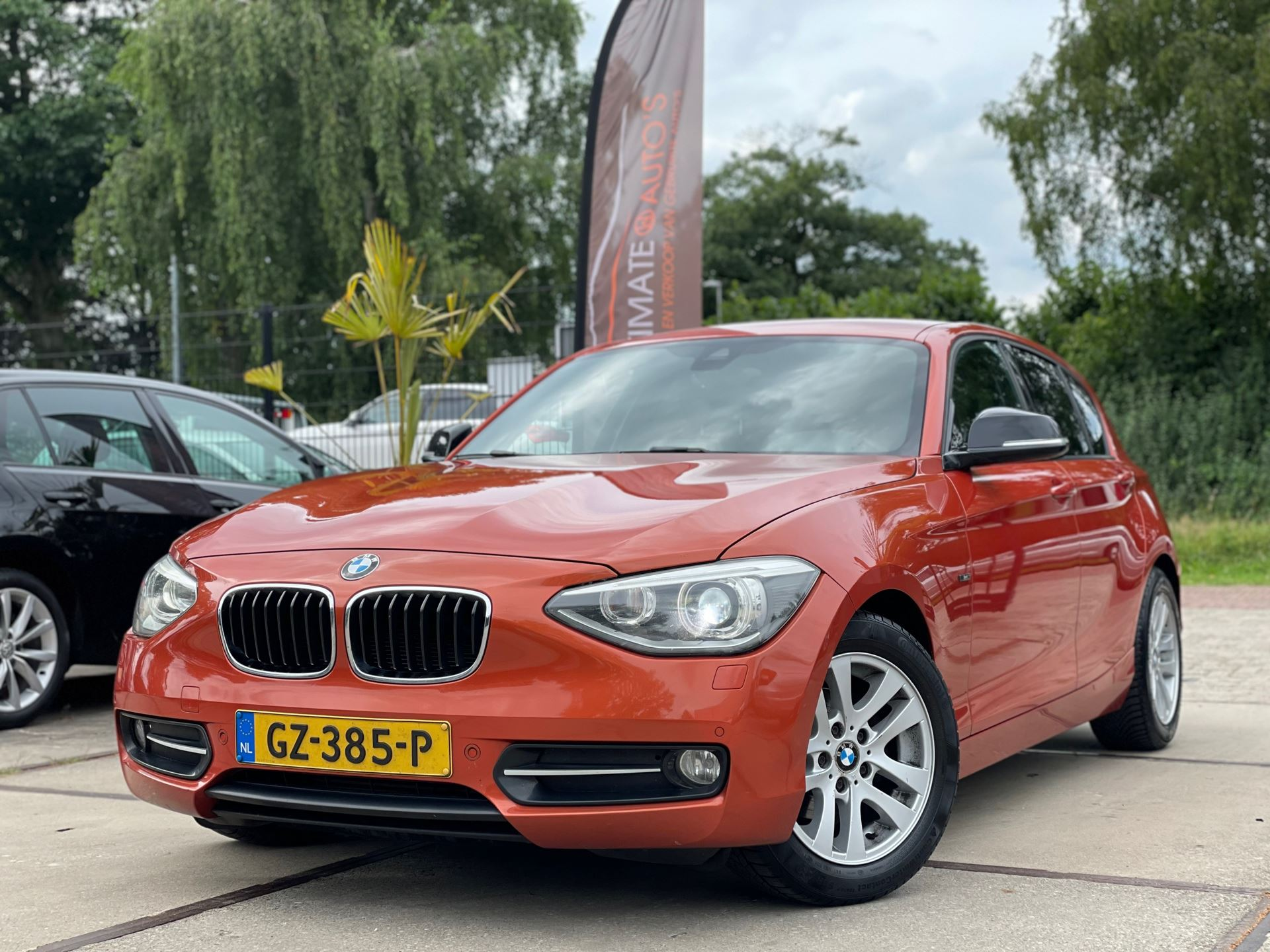 BMW 1-serie occasion - Ultimate Auto's B.V.