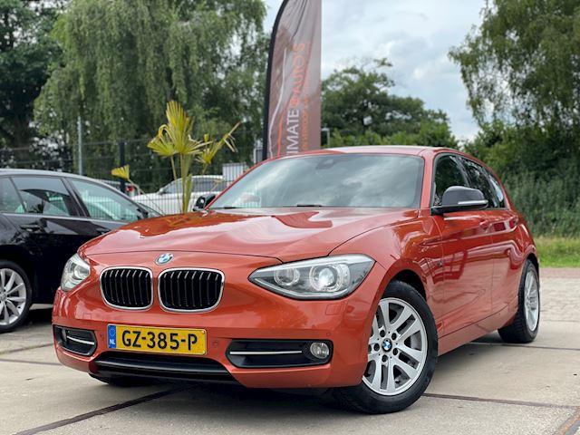 BMW 1-serie 118d High Executive BTW AUTO XENON PDC NAVI
