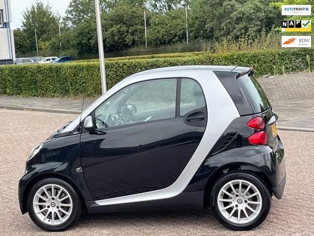 Smart Fortwo coupé occasion - Jesse de Koning Auto`s