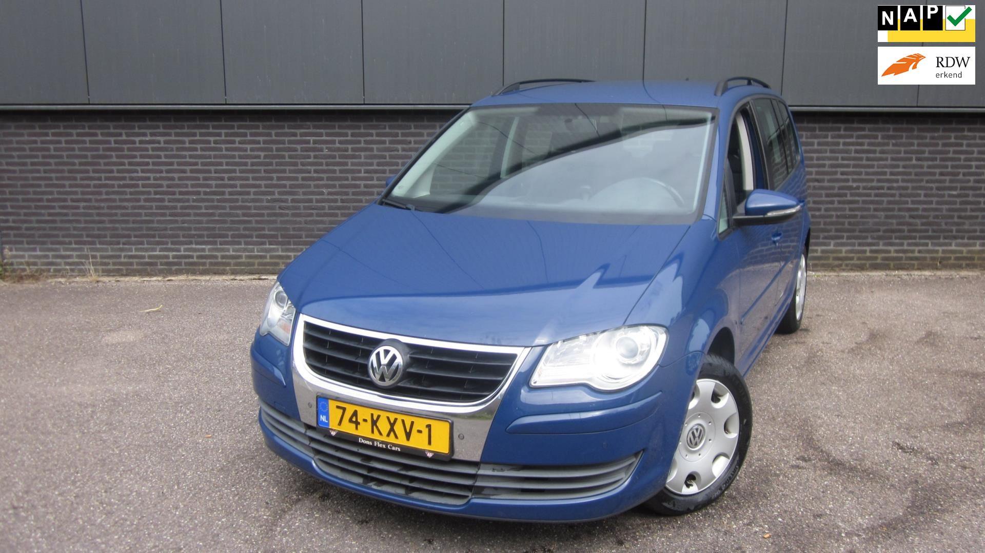 Volkswagen Touran occasion - Flex Cars Zwaag