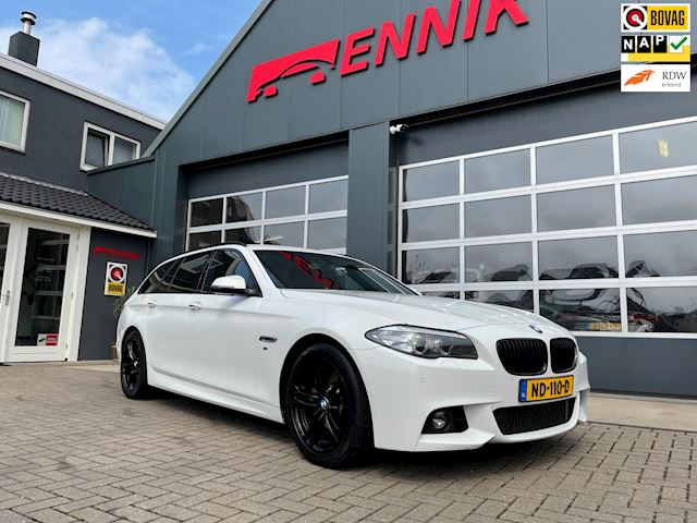 BMW 5-serie Touring 520d M Sport Edition Shadow Line