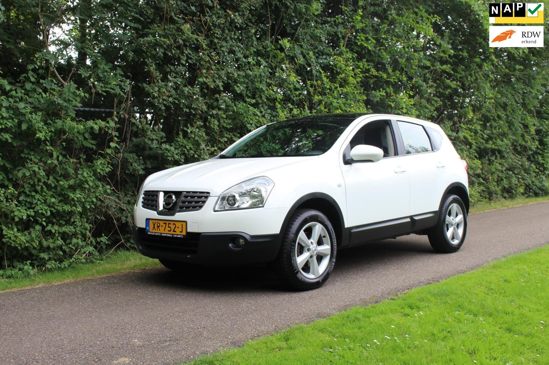 Nissan Qashqai occasion - Van Vliet Auto's
