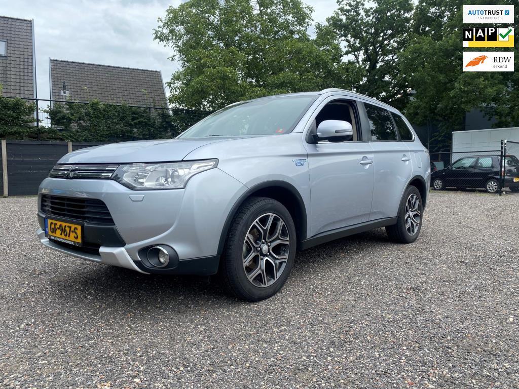 Mitsubishi Outlander occasion - Autobedrijf Benjamin