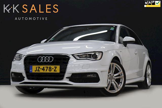 Audi A3 Sportback 1.4 TFSI CoD Adrenalin S-Line AUT-7 [VLAK STUURWIEL, SPORTSTOELEN, CRUISE, CLIMATE, NAVI, NIEUWSTAAT]