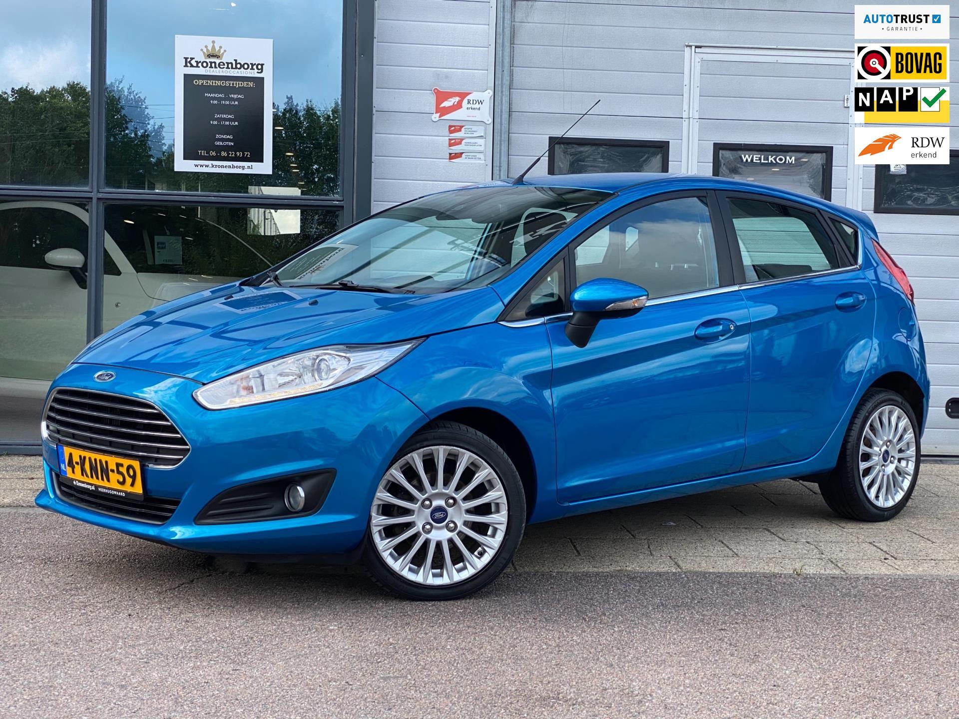 Ford Fiesta occasion - Kronenborg