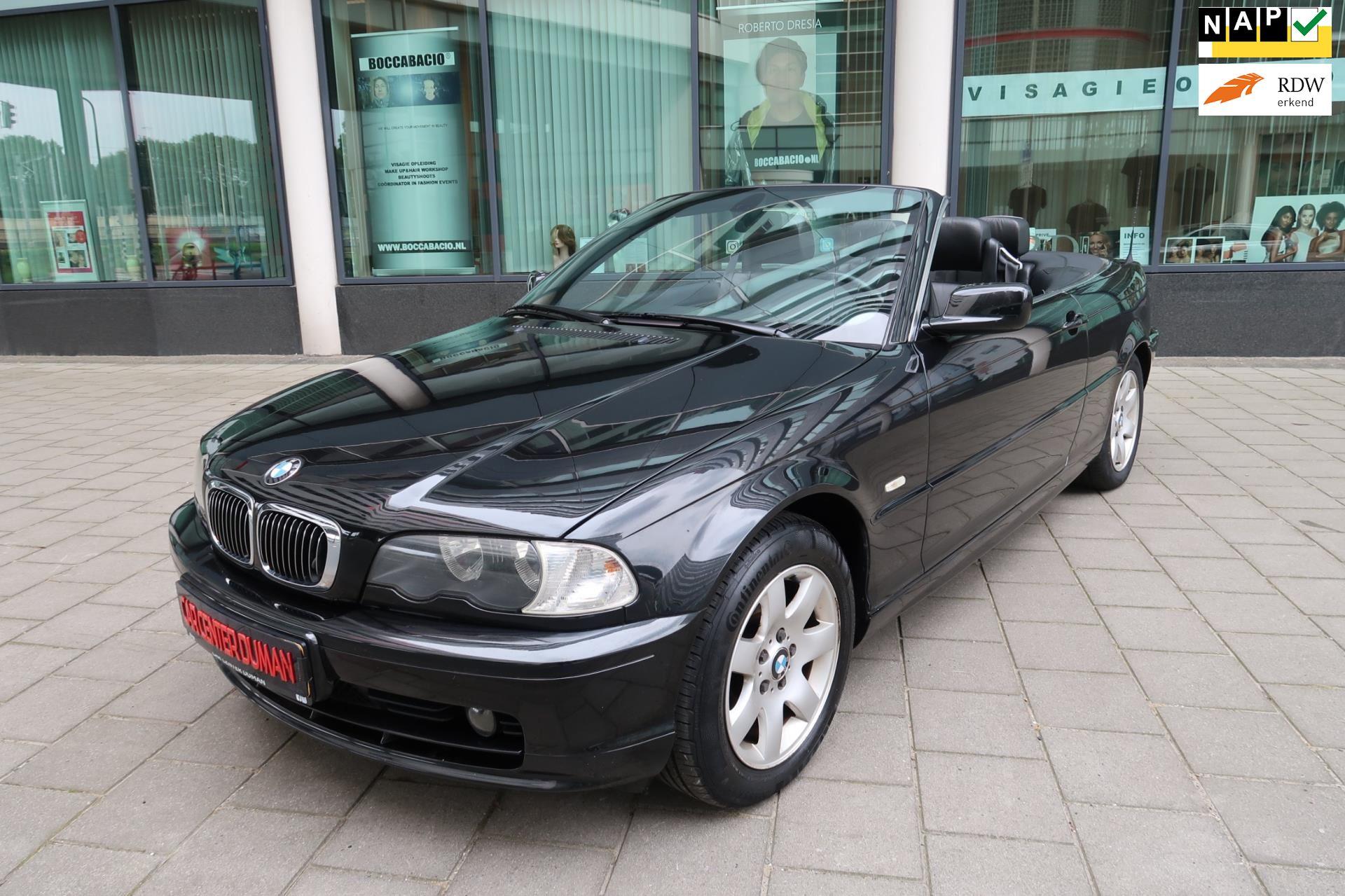 BMW 3-serie Cabrio occasion - Car Center S. Duman