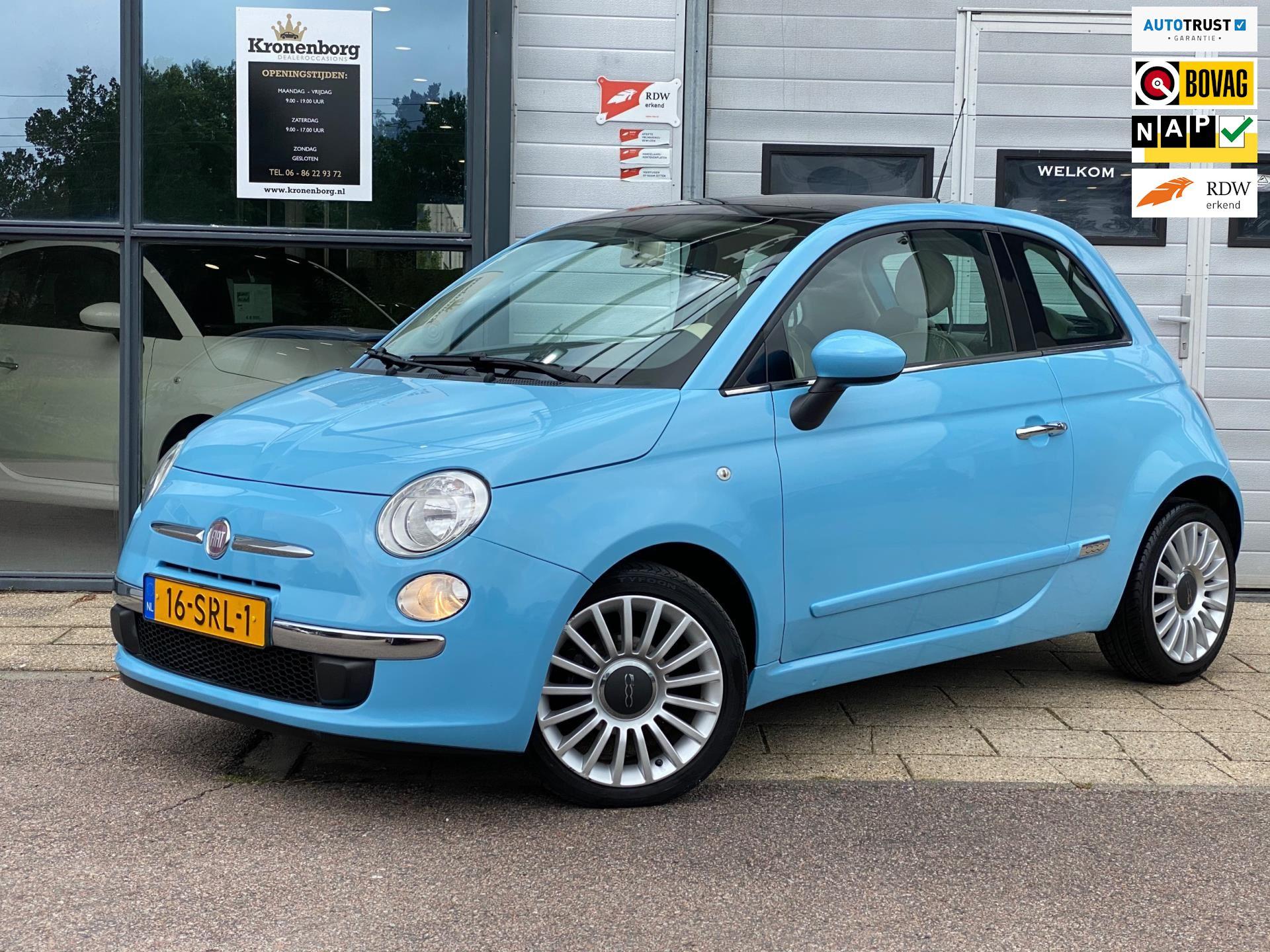 Fiat 500 occasion - Kronenborg