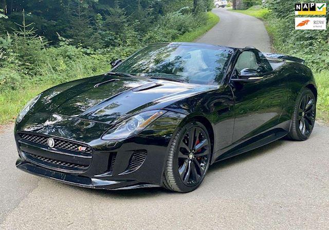 Jaguar F-TYPE occasion - Klasse Auto's B.V.