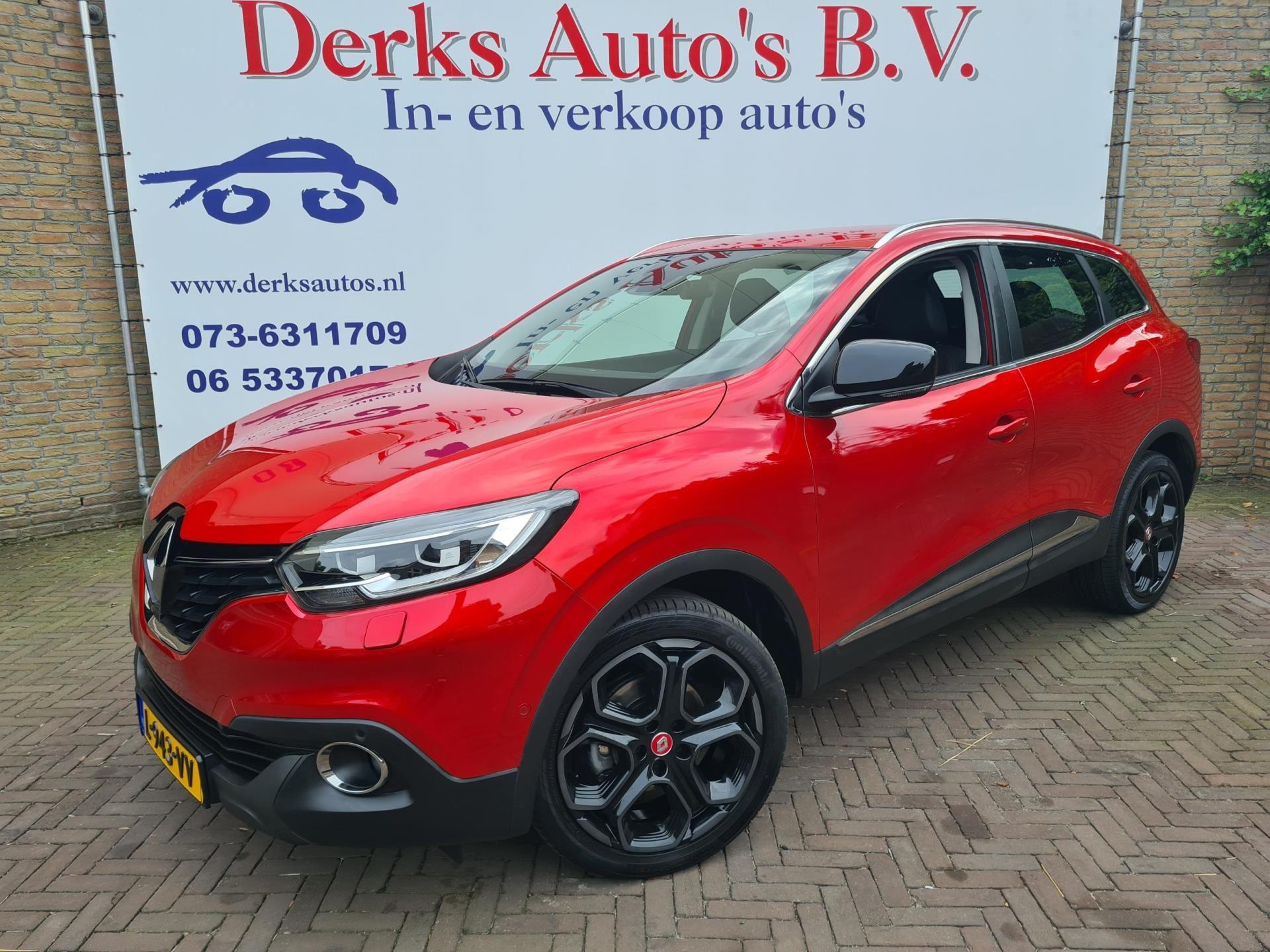 Renault Kadjar occasion - Derks Auto's B.V.