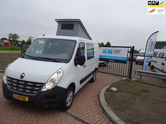 Renault MASTER Buscamper euro vijf inr mogelijk basic