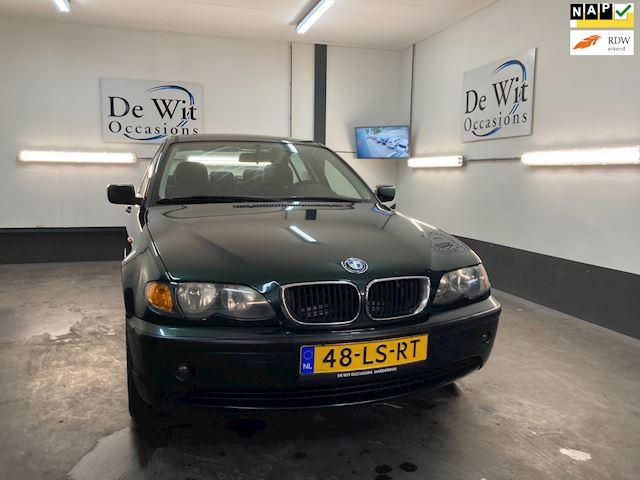BMW 3-serie 318i incl. AIRCO. en LM WIELEN/TREKHAAK. NWE APK/GARANTIE.