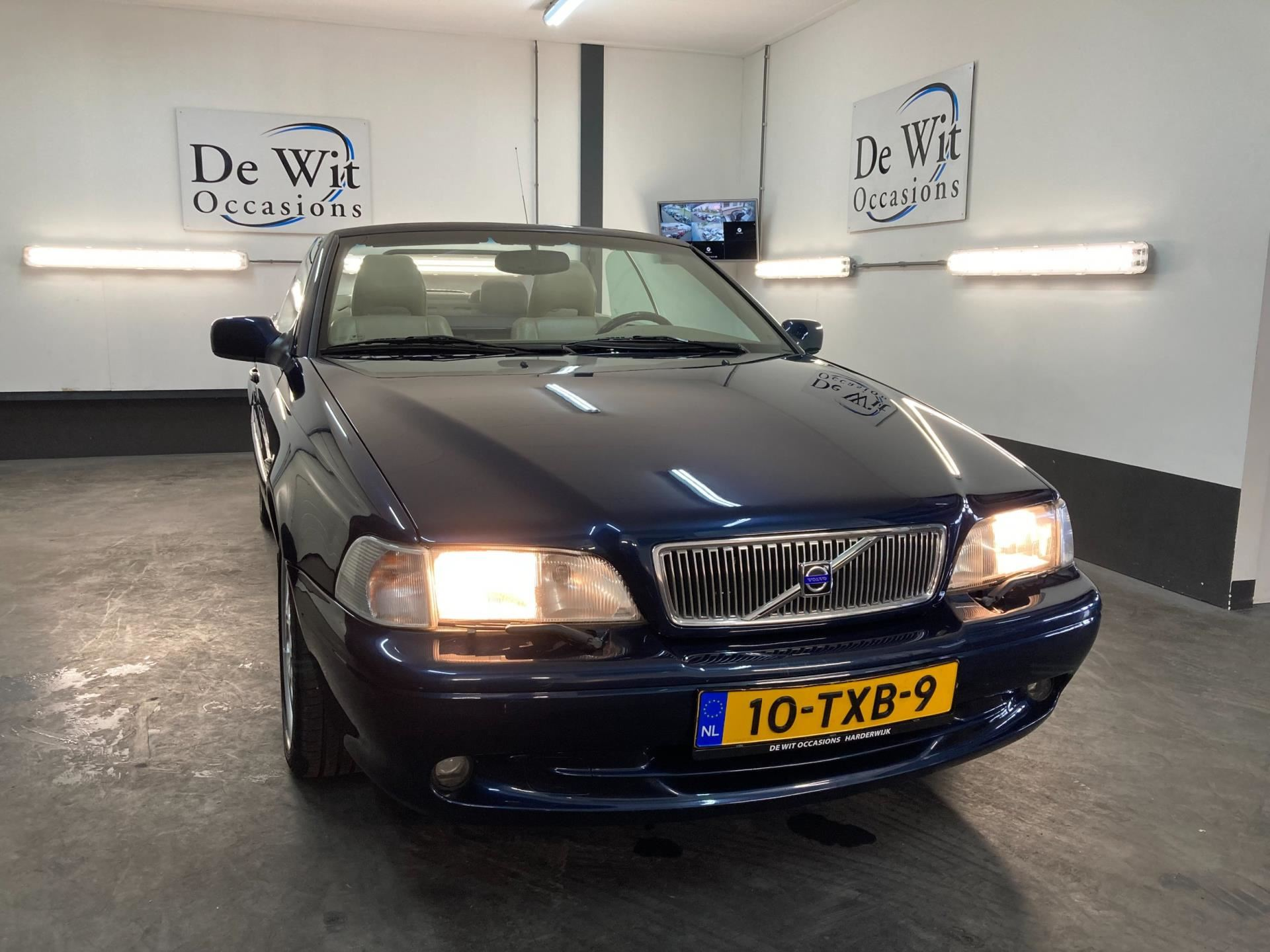 Volvo C70 Convertible occasion - De Wit Occasions