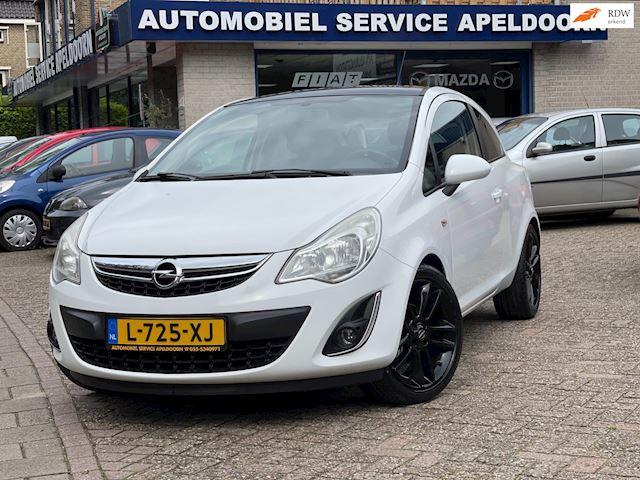 Opel Corsa 1.4-16V Color Edition *AIRCO*SPORTSTOELEN*STUURBEKR.*LM.VELGEN*ELLEK.PAKKET*APK*O.BOEKJES