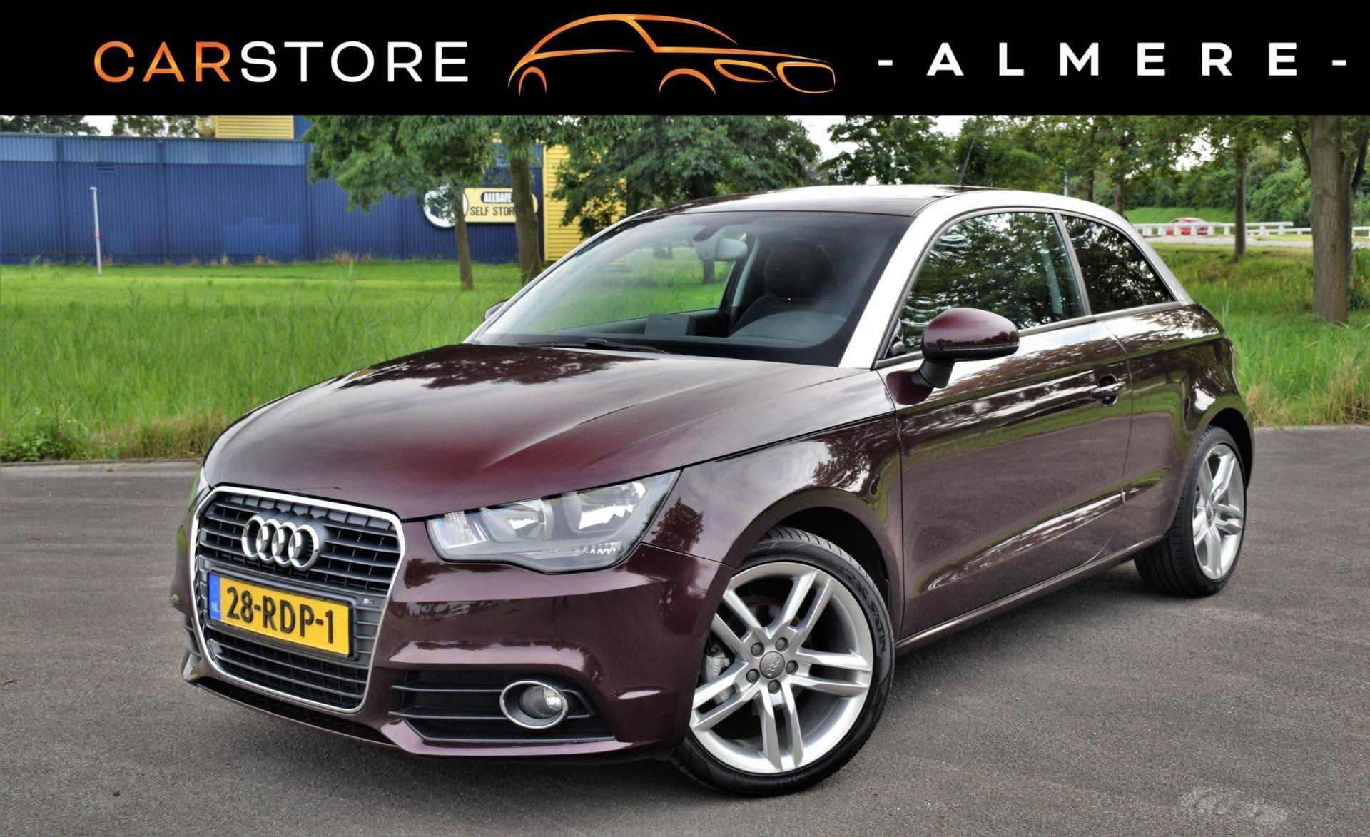 Audi A1 occasion - Used Car Store Almere