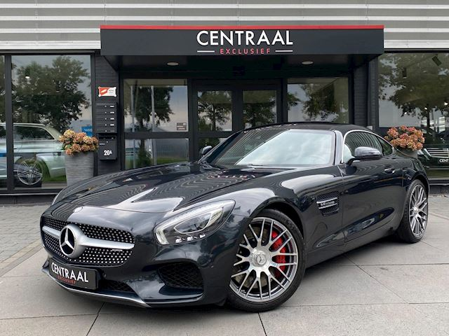 Mercedes-Benz AMG GT occasion - Centraal Exclusief B.V.