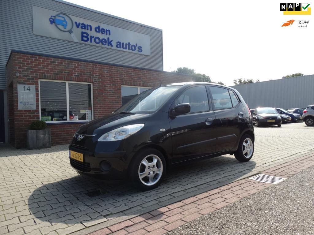 Hyundai I10 occasion - R. van den Broek Auto's