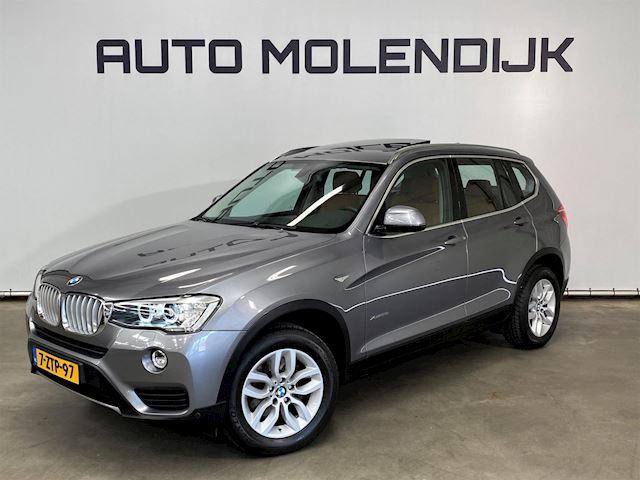 BMW X3 occasion - Auto Molendijk