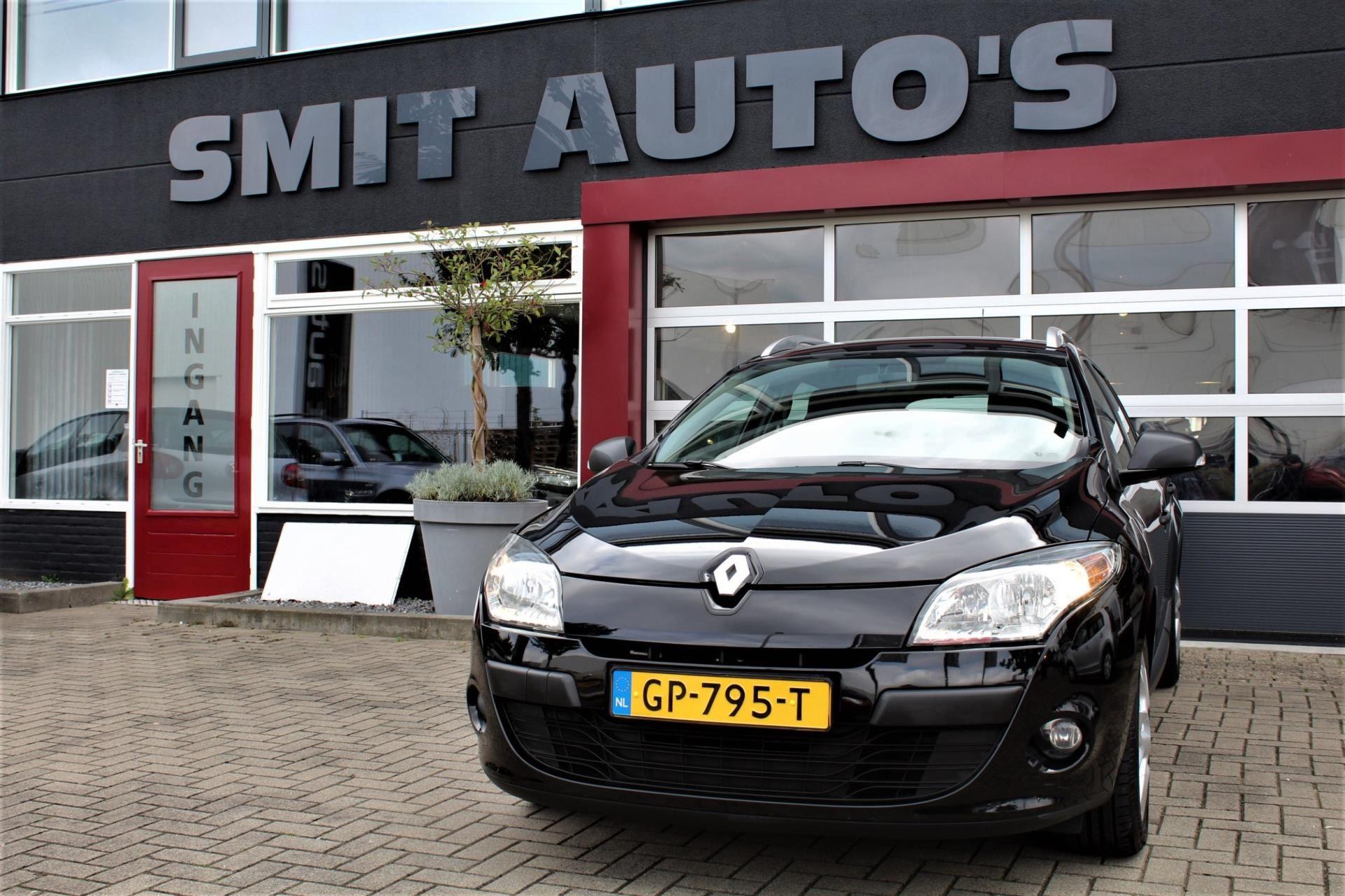 Renault Mégane Estate occasion - Smit Auto's
