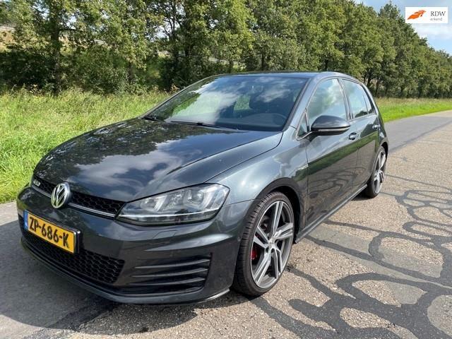 Volkswagen Golf 2.0 TDI GTD incl BEURT, NIEUWE APK EN GARANTIE