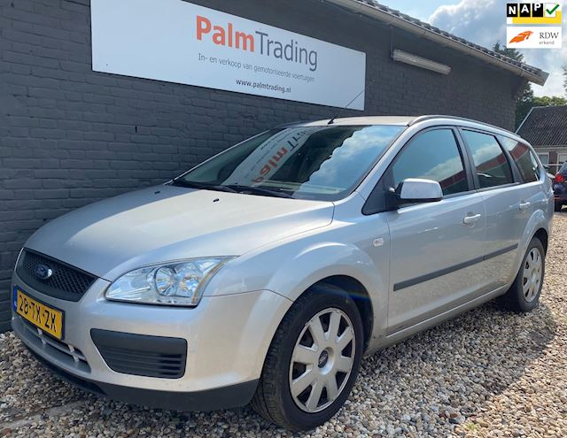 Ford Focus Wagon 1.6-16V Trend 2006 NAP AUTOMAAT