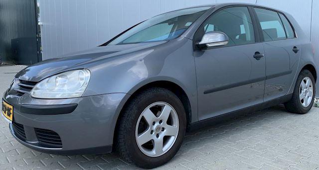 Volkswagen Golf 1.6 FSI Turijn|Nieuw APK|Airco|NAP|5 Deurs