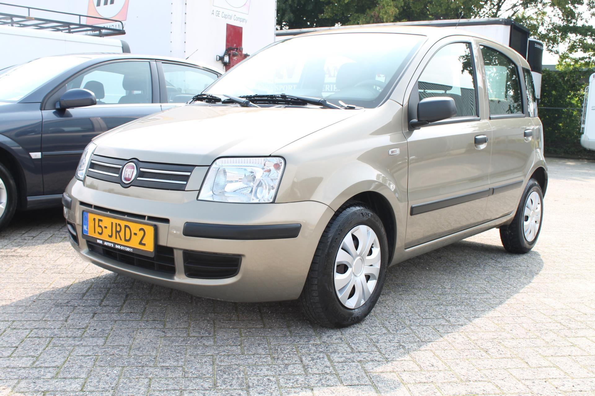 Fiat Panda occasion - WSR Transport