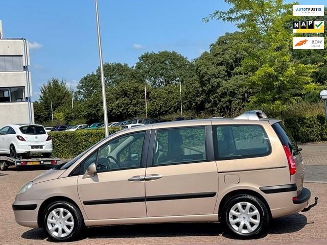 Peugeot 807 occasion - Jesse de Koning Auto`s