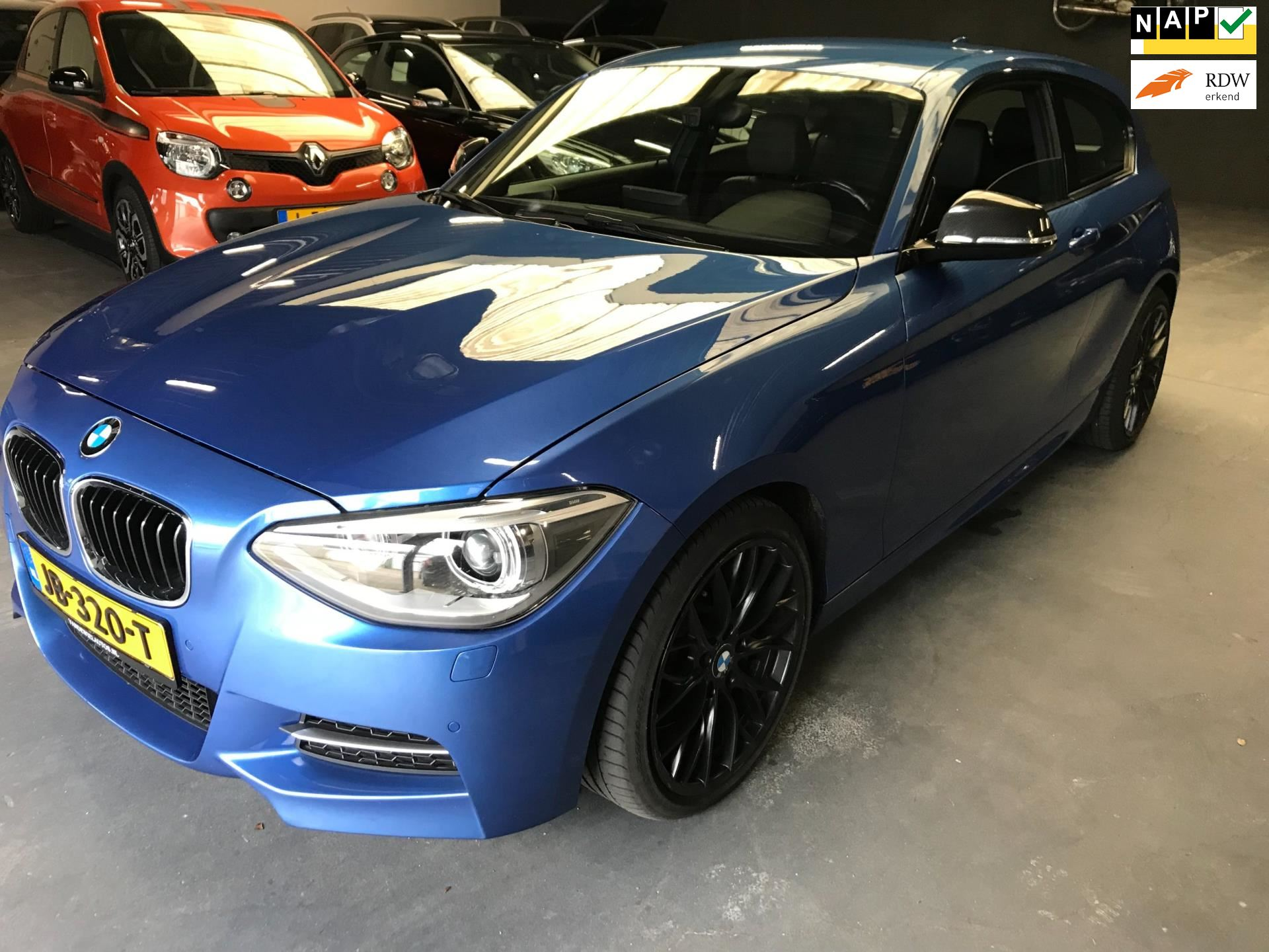 BMW 1-serie occasion - J. van de Wiel Auto's