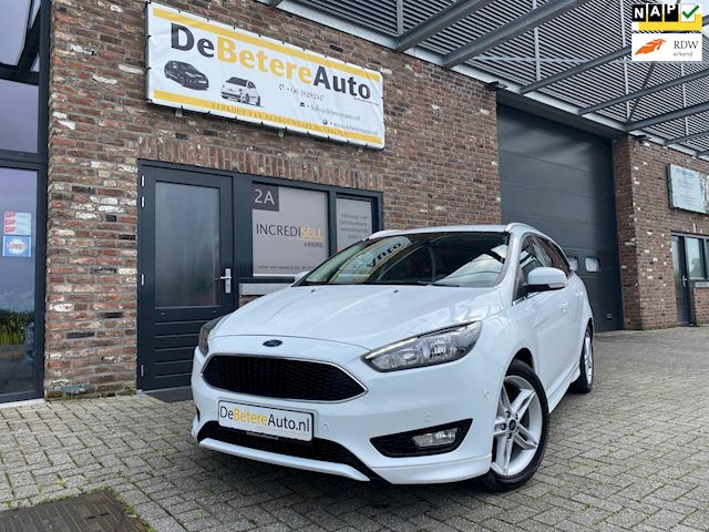 Ford Focus occasion - DeBetereAuto