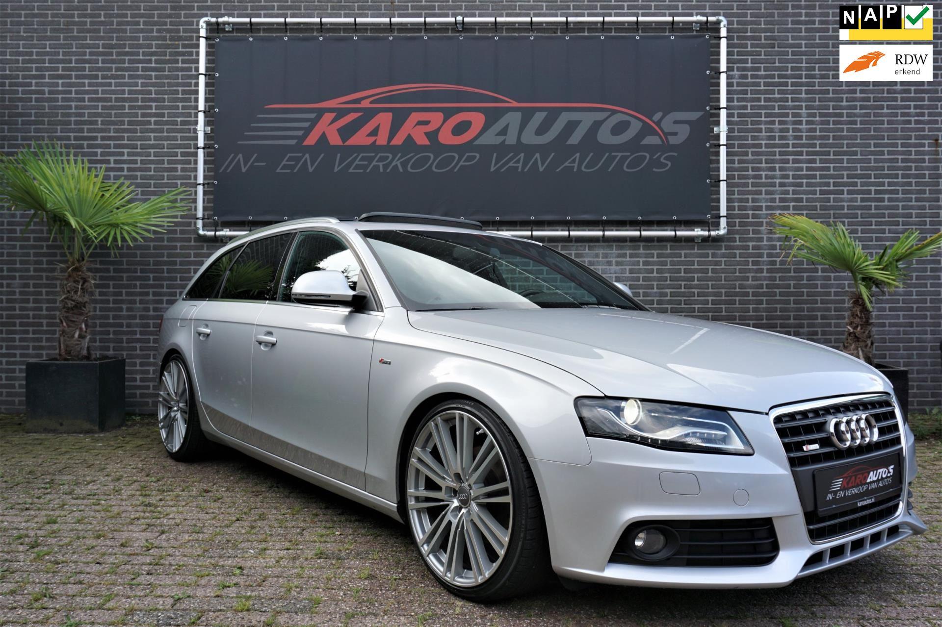 Audi A4 Avant occasion - KARO Auto's