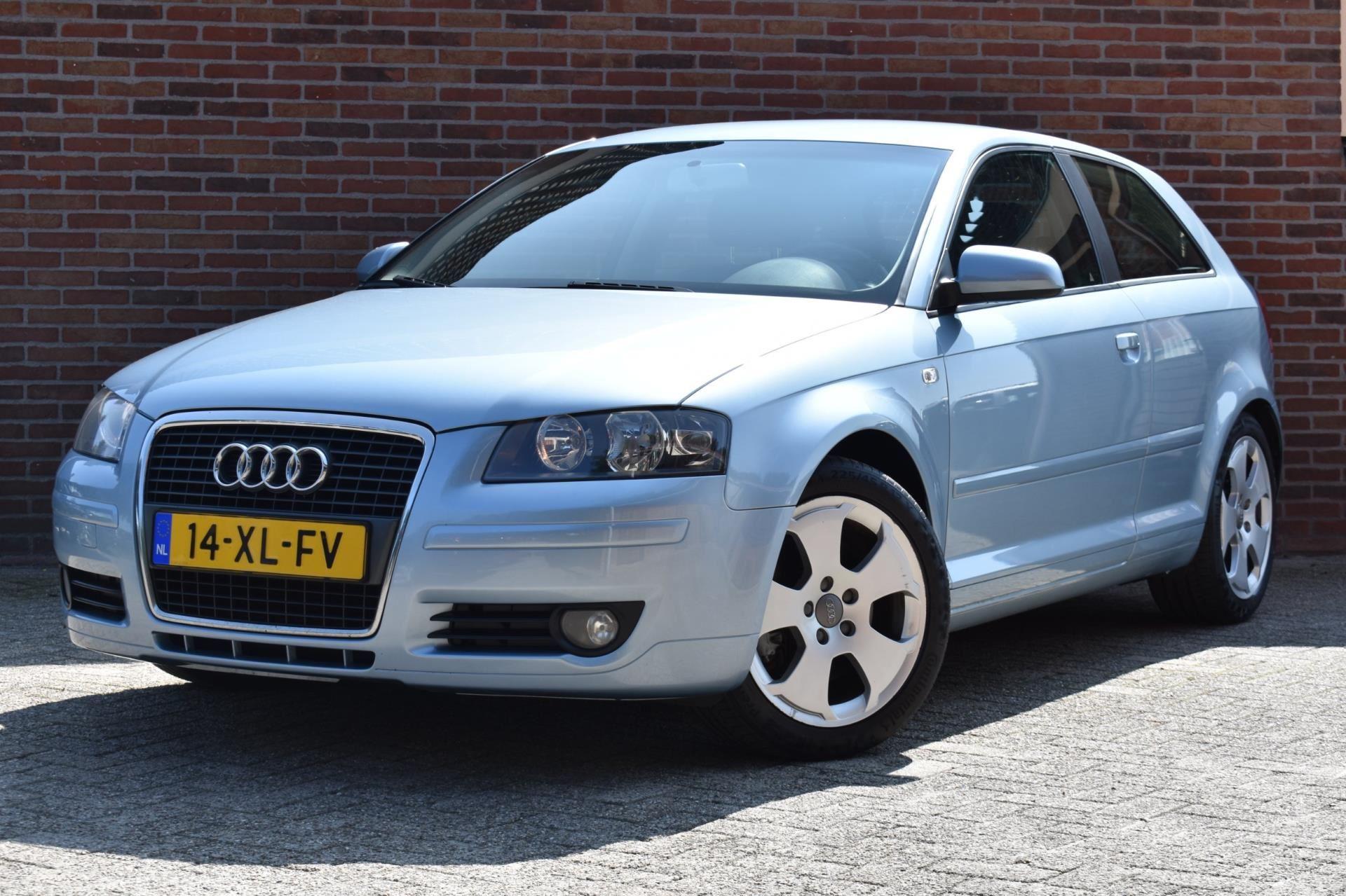 Audi A3 occasion - Autobedrijf Prins