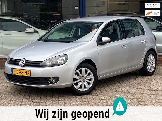 Volkswagen Golf 1.2 TSI Comfortline 5 deurs! Airco ECC/Cruise control/LM velgen/Elek pakket! 1e eigenaar/Dealer OH/Topstaat!