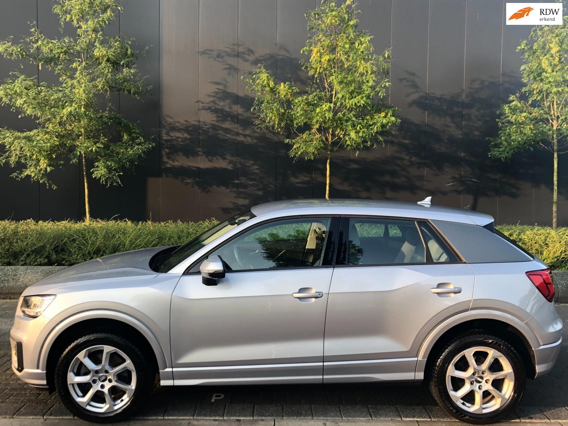 Audi Q2 occasion - EHD Automotive