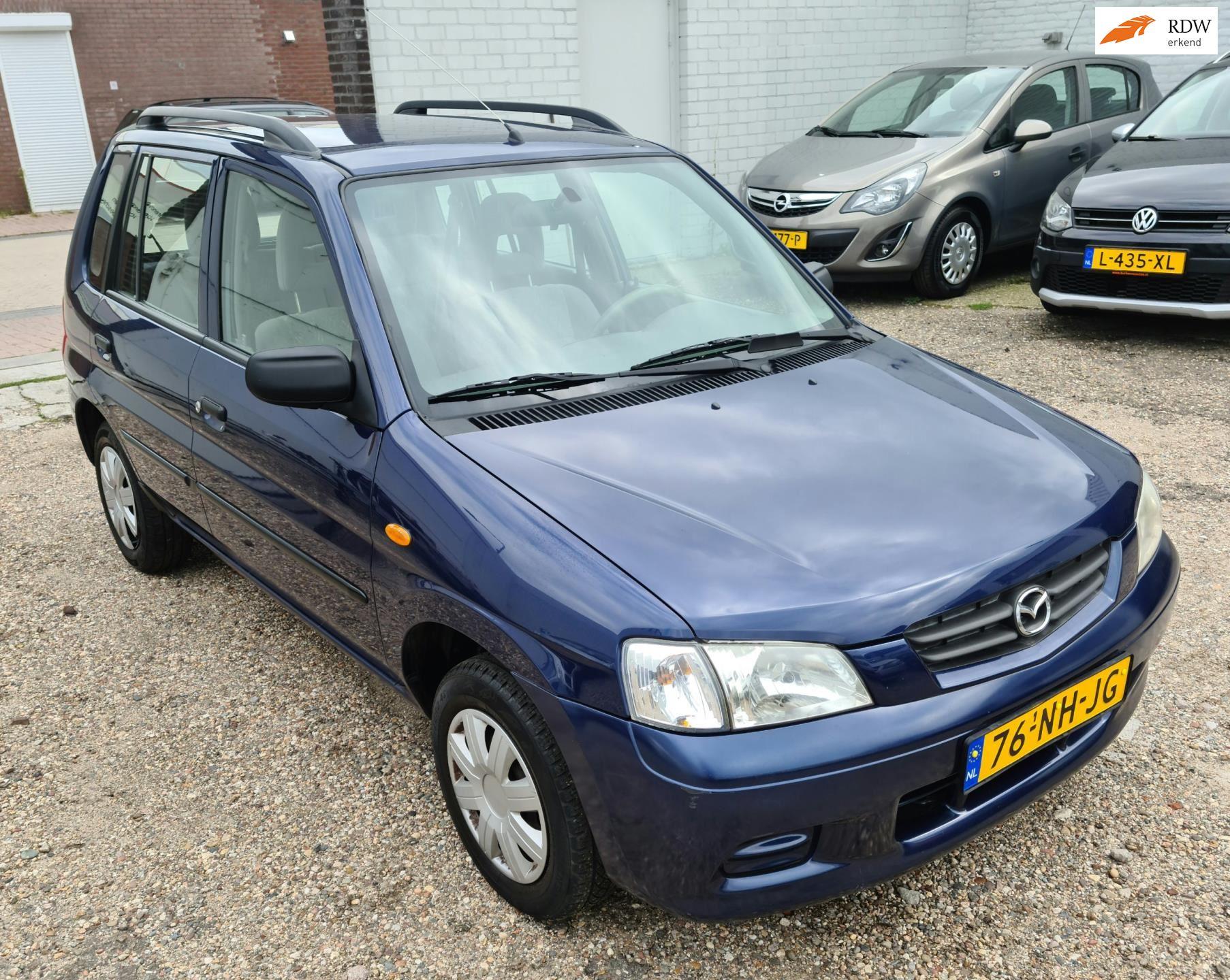 Mazda Demio occasion - DeAuto nl
