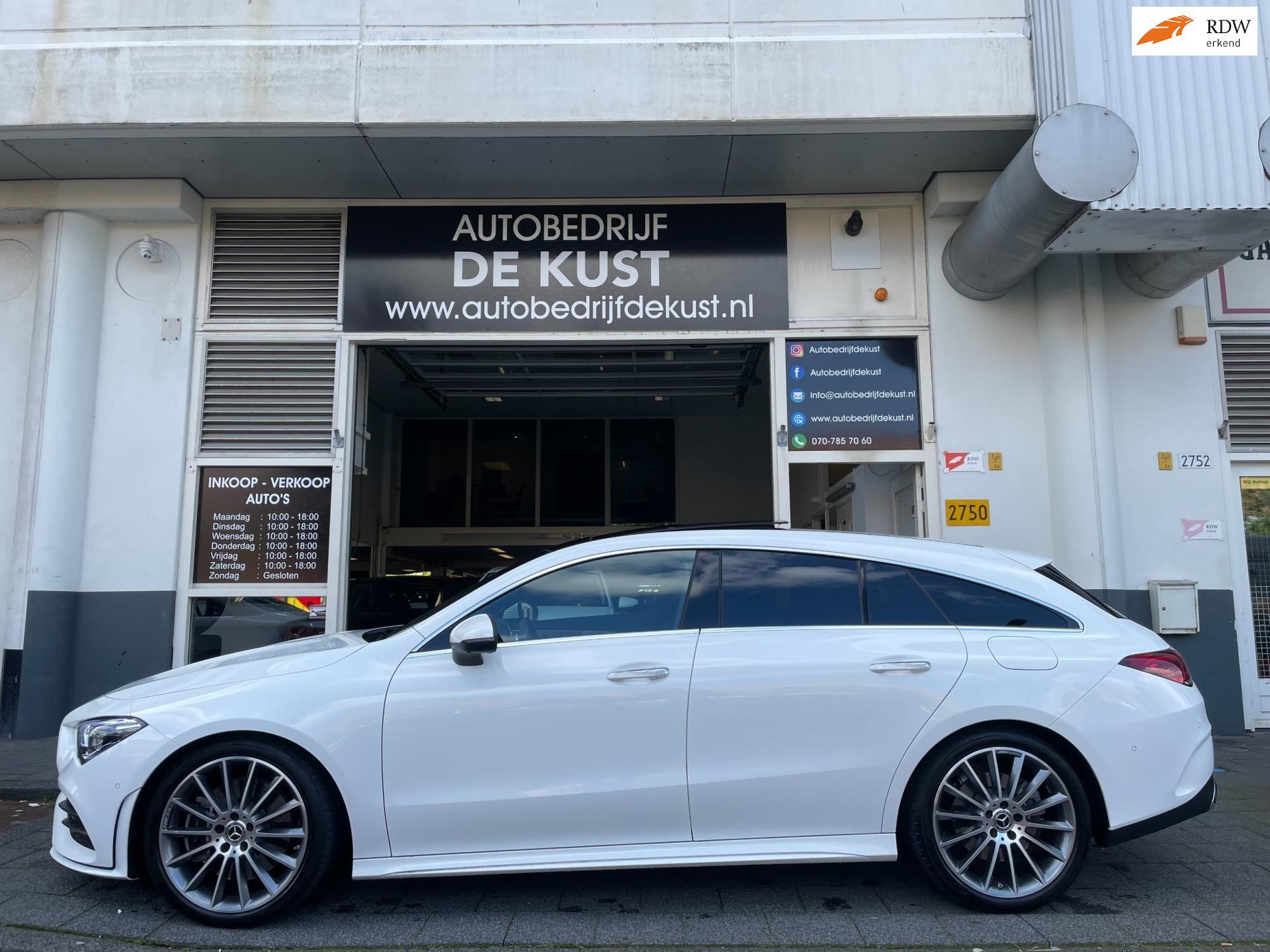 Mercedes-Benz CLA-klasse SB occasion - Autobedrijf De Kust B.V.