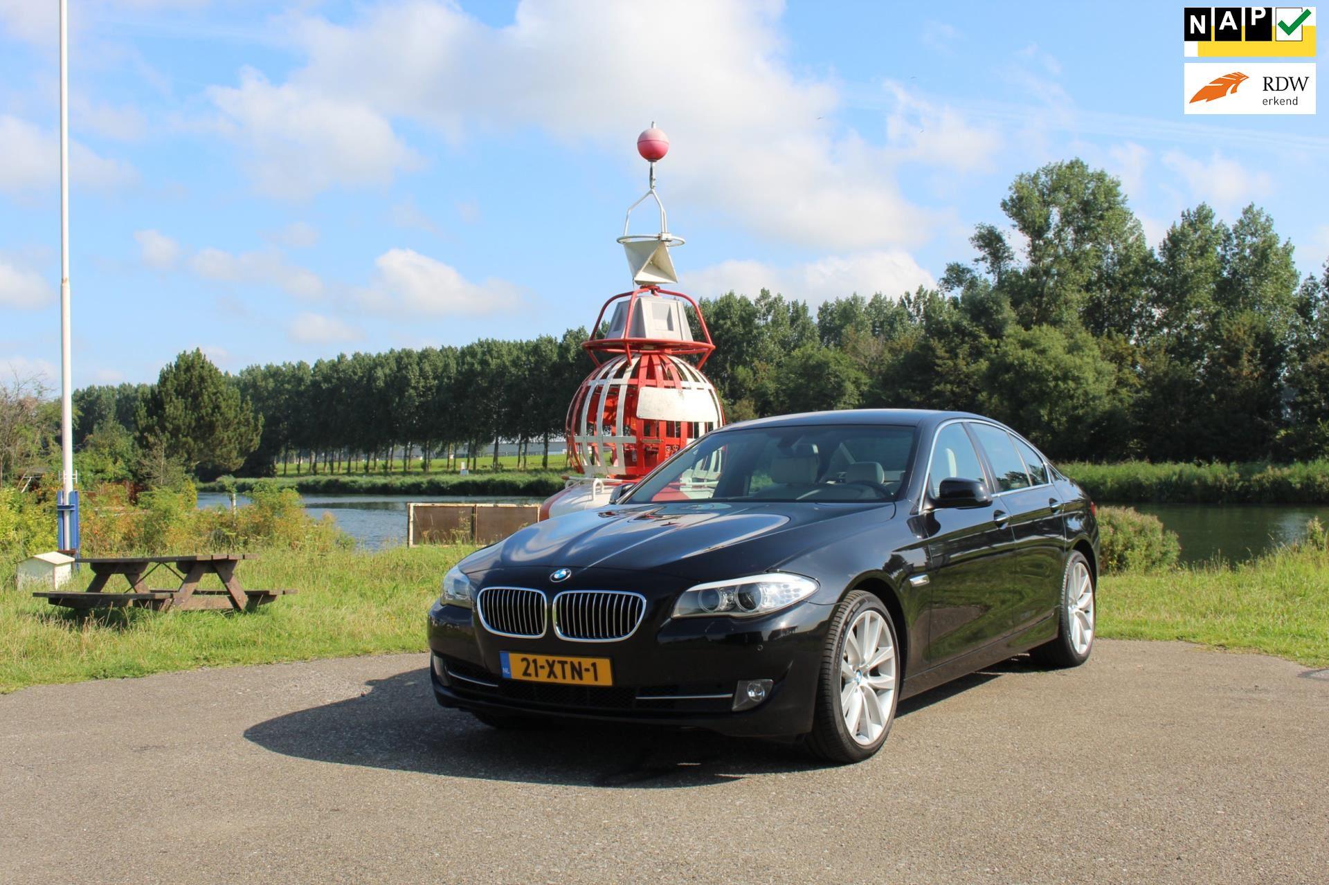 BMW 5-serie occasion - Van Vliet Auto's