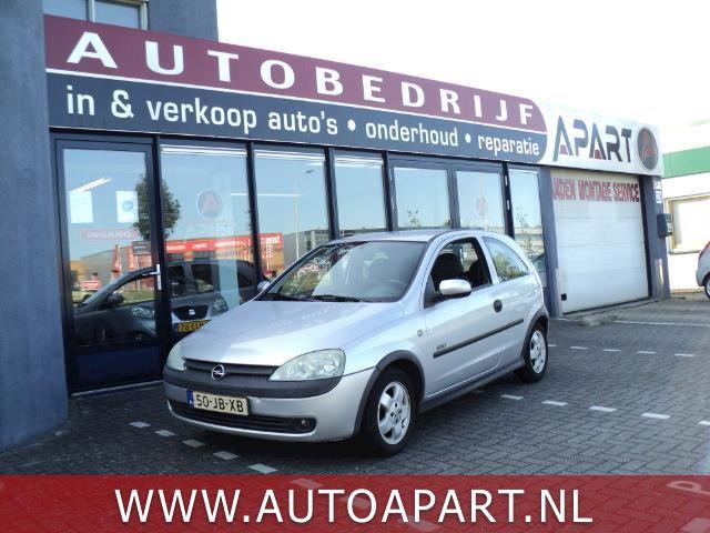 Opel Corsa 1.2-16V Elegance airco 111dkm bj 2002